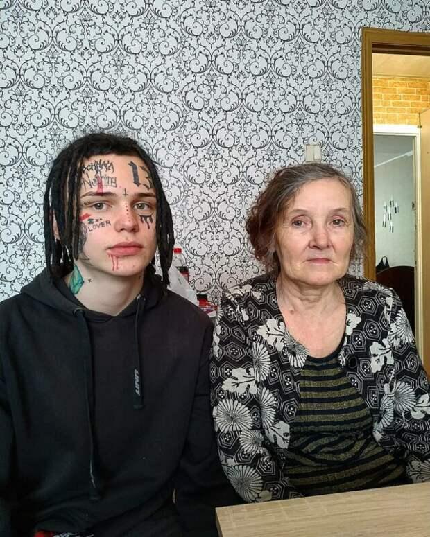 Мамкин рэпер: российский школьник набил себе 48 тату