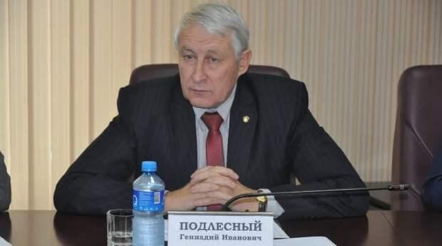 Геннадий Подлесный: Я не «топлю» за партию власти — стараюсь быть объективным