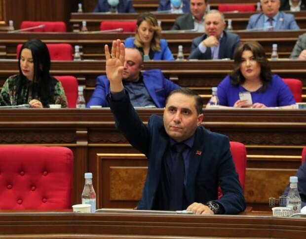 Генерирование антироссийских настроений ставит Армению под удар— депутат