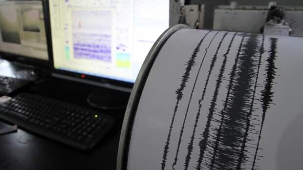 Магнитуда землетрясения на Сахалине составила 3,3