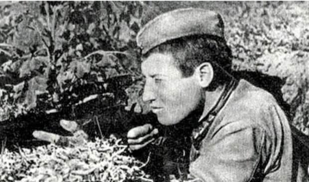 5 самых смертоносных красноармейцев Великой Отечественной