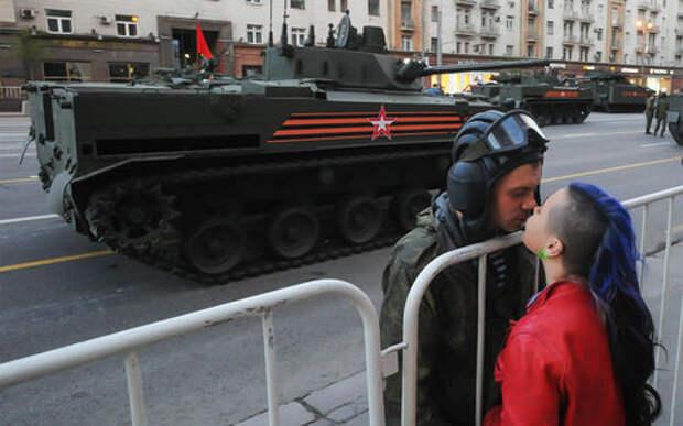 Центр Москвы перекроют из-за подготовки к Параду Победы