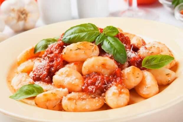 Итальянские клёцки Ньокки. Оригинальный рецепт из банальной картошки 2