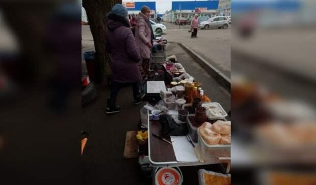 Облава на уличных торговцев началась в Ставрополе