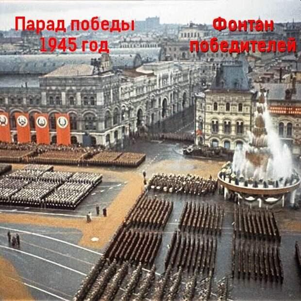 Почему задрапирован мавзолей во время парада. Никакой политики и заговоров