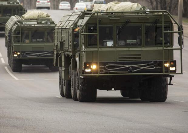 В параде Победы в Нижнем Новгороде будут задействованы ОТРК «Искандер-М» гвардейской танковой армии ЗВО