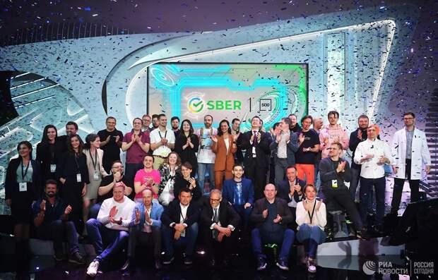 Новые стартапы Sber500