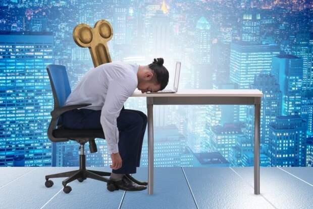 Еда — это лекарство для снятия стресса от перегрузок на работе и в жизни