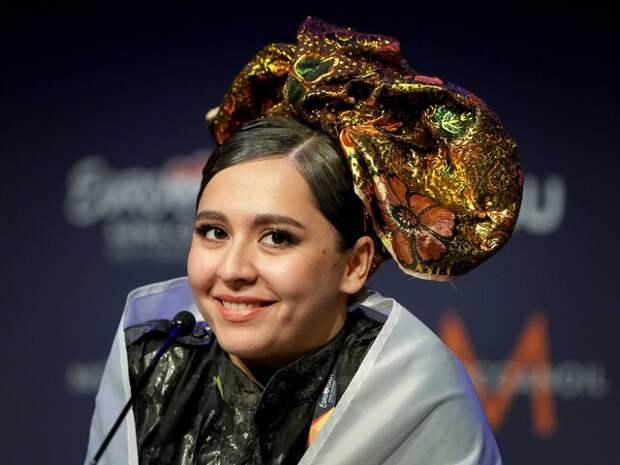 """Manizha рассказала, что поможет ей победить в финале """"Евровидения"""""""