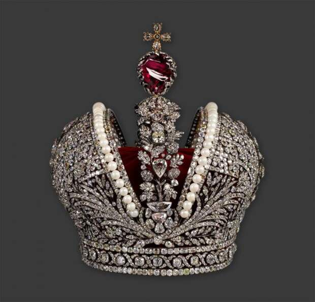 Сокровища Российской империи. Что хранится в Гохране РФ