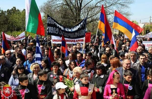Армянские общественники в Гааге ждут возобновления исков к Турции
