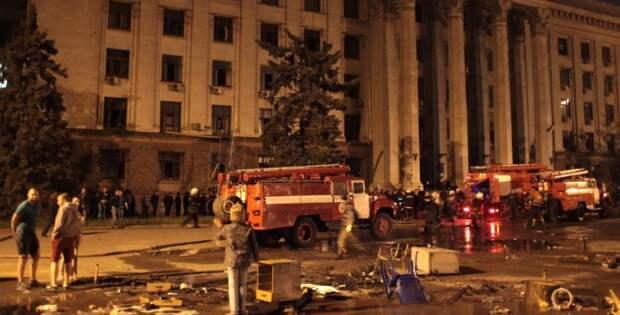 «Пожарные боялись» – Боделан в Крыму пытается оправдаться за Одессу