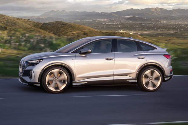 Audi представила новый Q4 в двух ипостасях