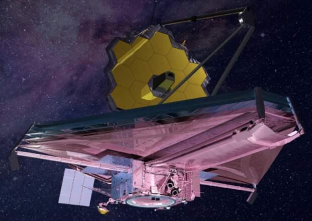 ВNASA провели финальную проверку зеркал телескопа Джеймса Уэбба