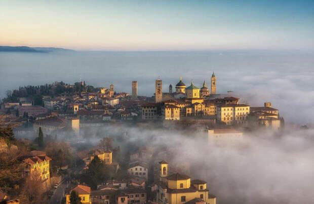 Прекрасные города мира