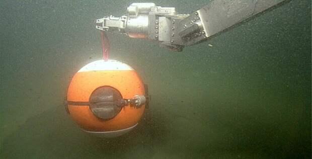 Специальные глубоководные устройства - детекторы, для изучения подводных каньонов