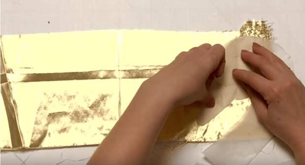 Удивительная идея легкого и уютного декора на стену