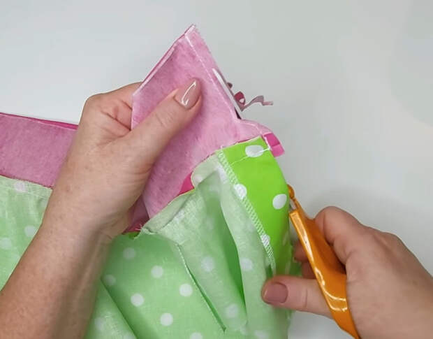 Швейный совет на вес золото: шитье воротника с пластиковой картой