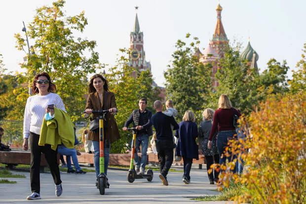 Синоптик призвал не ждать классического бабьего лета в Москве