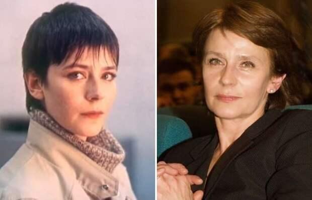 Актеры сериала «Зимняя вишня» тогда и сейчас