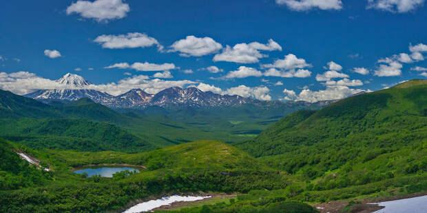Изумрудная долина Природного парка Налычево