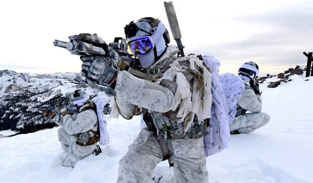 Что делает НАТО в Арктике?