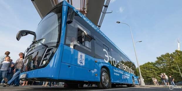 Маршрут электробуса № 154 изменится на время ремонтных работ