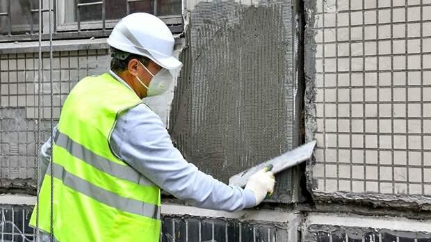 Фасады 11 домов отремонтируют в Зеленограде в 2021 году