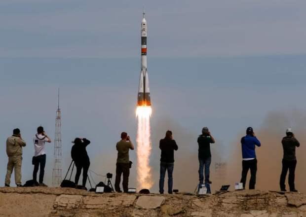 Космический корабль «Союз МС-04»