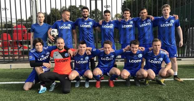 Агентство i.com стало спонсором футбольной команды «Родник»