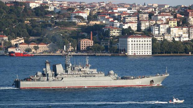 Ядерный шантаж: эксперт об условии НАТО для атаки по кораблю ВМФ РФ