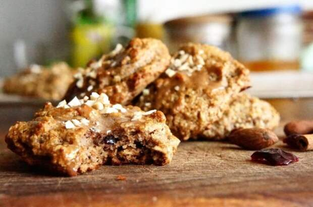 Вкусное печенье из гречки. \ Фото: superpuper-kulinar.ru.