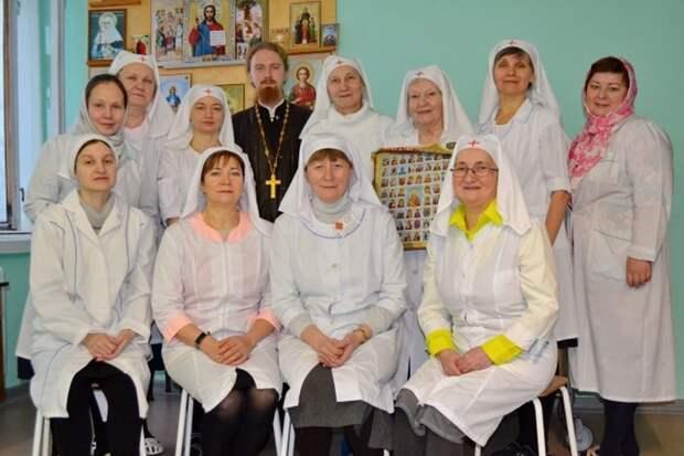 В России отмечают праздник самых милосердных работников