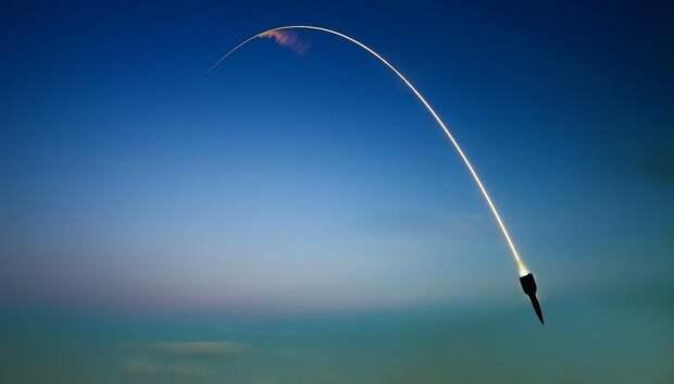 """США имитировали перехват """"российской"""" ракеты посредством гаубицы"""