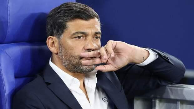 Главный тренер «Порту» Консейсау договорился с клубом о продлении контракта