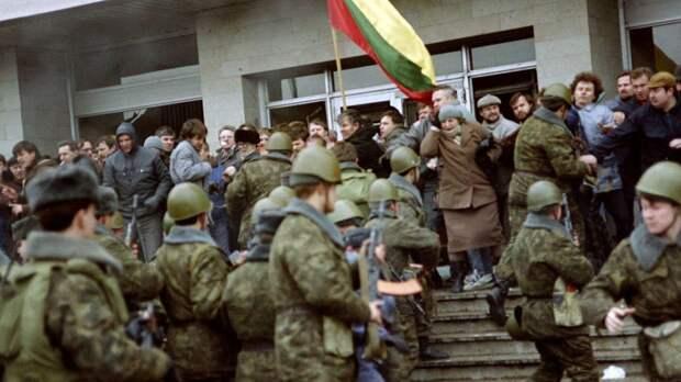 Литовский бумеранг: страна, сформированная на лжи