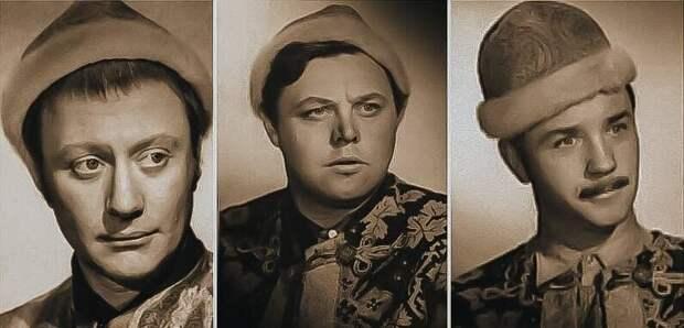 Леонида Куравлева выбрали из более десяти по-настоящему звездных претендентов. Не буду утомлять вас фамилиями, поверьте мне на слово. Фотопробы на роль Жоржа Милославского