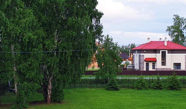 ВТюменской области вдва раза вырос спрос нааренду загородной недвижимости