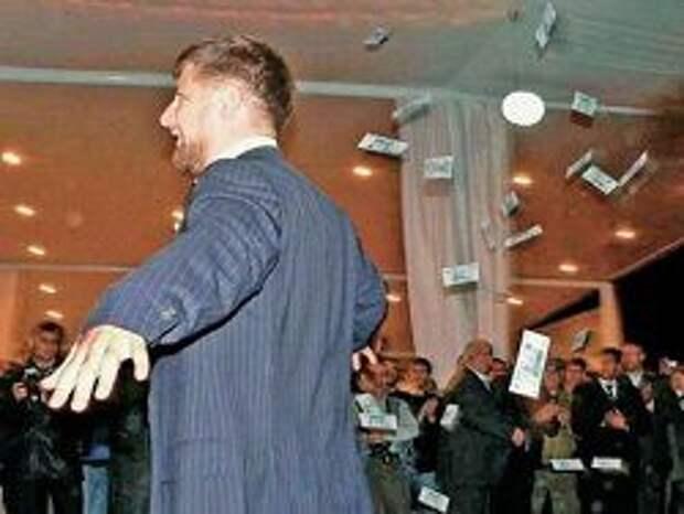 Новость на Newsland: Кадыров пообещал востоку Украины помощь в $7,5 млн