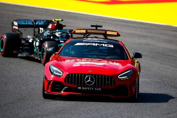 ГП Тосканы: как отметили 1000-й Гран-при Ferrari