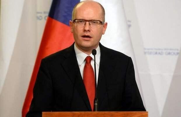 Премьер Чехии: Украина не готова к членству ни в ЕС, ни в НАТО