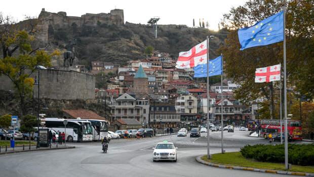 Евросоюз поспособствовал освобождению грузинского политика Мелии