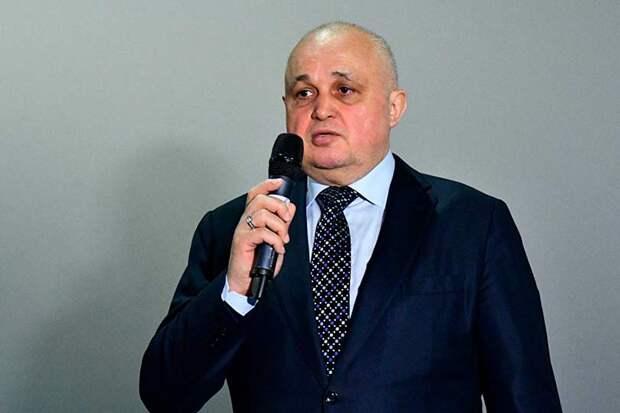 Сергей Цивилев, возглавивший Кузбасс после трагедии в «Зимней вишне» заявил, что забастовки и митинги неуместны