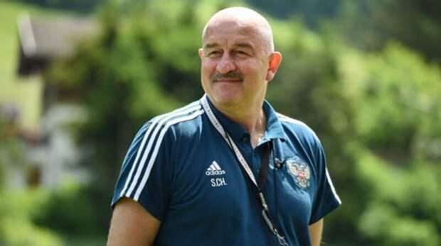 Черчесов объявит расширенный состав сборной России на чемпионат Европы 11 мая
