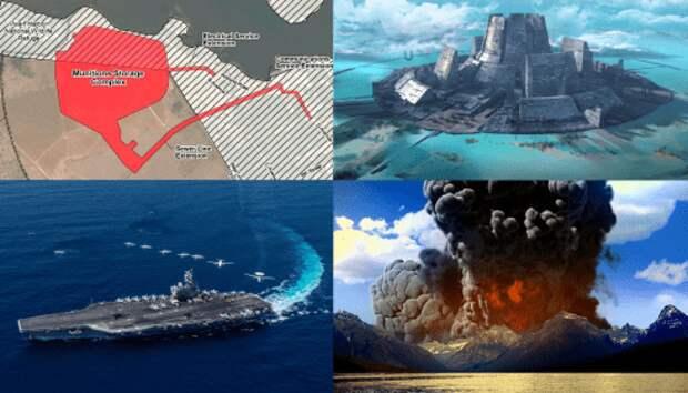 Пентагон строит на Гавайях военный склад эпического масштаба. Зачем?