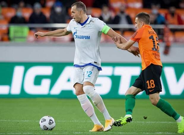 В матче с «Уралом» нападающие «Зенита» встретили минимум сопротивления. В Лиге чемпионов такое невозможно