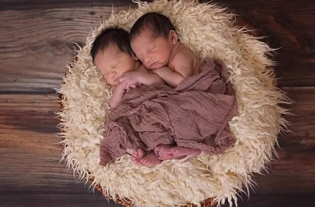 В Краснодаре за день родились пять двоен