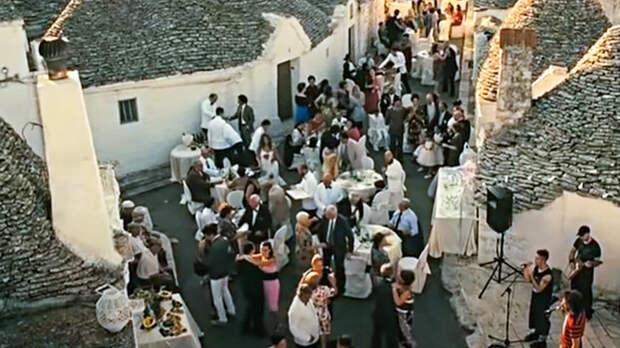 Свадьба на Юге Италии