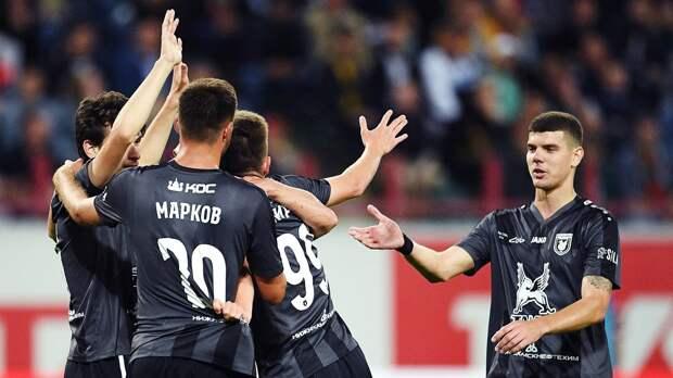 Кварацхелия снова обломал «Локо». 18-летний грузин забил вЧеркизово иотнял очки убывшего клуба