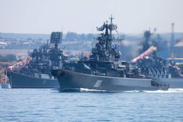 Российскому флоту до конца года пообещали 40 боевых кораблей и судов обеспечения